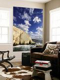 White Cliffs at Rosh Hanikra Prints by Hanan Isachar