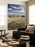 West Thumb Geyser Basin Posters by Shannon Nace