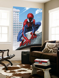 Ultimate Spider-Man No.30 Cover: Spider-Man Prints by Mark Bagley