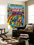 Fantastic Four N186 Cover: Thing Prints by George Perez