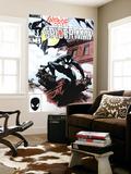 Web Of Spider-Man No.1 Cover: Spider-Man Crouching Kunstdruck von Charles Vess