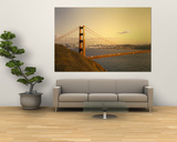 Golden Gate Bridge, San Francisco, California, USA Poster