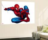Spider-Man Shooting Plakater