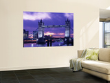 Tower Bridge, Landmark, London, England, United Kingdom Prints