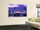 Tower Bridge, Landmark, London, England, United Kingdom Prints