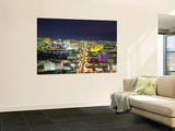 Skyline, Las Vegas, Nevada, USA Print