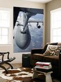 KC-10 Extender Refuels a C-5 Galaxy, July 23, 2007 Print