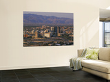 Cityscape of Tucson, Arizona, USA Prints