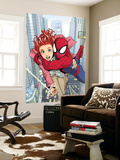 Spider-Man Loves Mary Jane No.1 Cover: Spider-Man, and Mary Jane Watson Posters by Takeshi Miyazawa