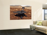 Artists Rendition of Mars Rover Posters