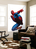 Spider-Man Swinging Posters
