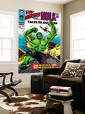 Tales to Astonish 85 Cover: Hulk Poster by Bill Everett