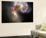 The Antennae Galaxies Posters