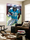 Panthers Buccaneers Football: Tampa, FL - Jonathan Stewart Posters