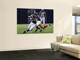 49ers Vikings Football: Minneapolis, MN - Adrian Peterson Prints by Jim Mone
