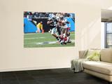 Buccaneers Panthers Football: Charlotte, NC - Jonathan Stewart Posters av Rick Havner