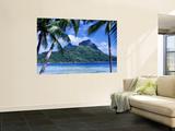 Bora Bora, Tahiti, Polynesia Kunst