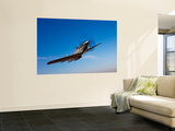 A P-51D Mustang in Flight Posters by  Stocktrek Images
