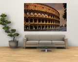 The Colosseum, Rome, Italy Posters by Angelo Cavalli