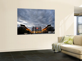 Chargers Steelers Football: Pittsburgh, PA - Heinz Field Prints by Don Wright