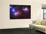 The Belt Stars of Orion Print