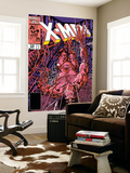 Uncanny X-Men 205 Cover: Wolverine Prints by Barry Windsor-Smith