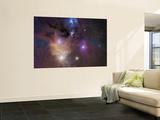 Rho Ophiuchi Nebula Posters