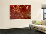Infrared Image of the Center of the Milky Way Galaxy Posters