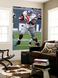 Giants Eagles Football: Philadelphia, PA - Brandon Jacobs Prints