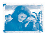 Jackie Kennedy IV In Colour Photographic Print