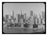 New York City In Winter VI Photographic Print