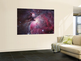 A Close up of the Orion Nebula Poster