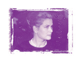 Grace Kelly XIII In Colour Photographic Print by  British Pathe