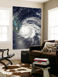 Hurricane Ike over Cuba, Hispaniola, and the Bahamas Prints