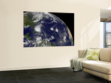Satellite View of Hurricane Irene Moving Through the Bahamas Posters by  Stocktrek Images