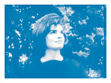 Jackie Kennedy II In Colour Photographic Print