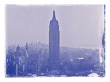 New York City In Winter VII In Colour Photographic Print