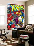 X-Men 53 Cover: Cyclops and Blastaar Posters by Barry Windsor-Smith