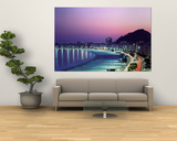 Copacabana Beach, Rio De Janeiro, Brazil Prints