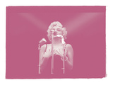 Marilyn Monroe VIII In Colour Photographic Print