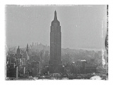 New York City In Winter VII Photographic Print