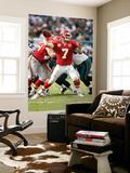 Chiefs Eagles Football: Philadelphia, PA - Matt Cassel Posters by Mel Evans