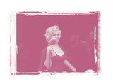 Marilyn Monroe VII In Colour Photographic Print by  British Pathe