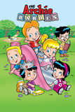 Archie Comics Cover: The Archie Babies Art by Art Mawhinney