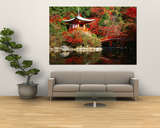 Daigo Temple, Kyoto, Japan Prints