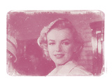 Marilyn Monroe X In Colour Photographic Print by  British Pathe