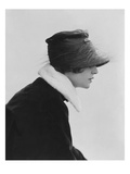 Vanity Fair - Irene Castle in Profile Premium Photographic Print by Martin Rita