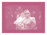 Marilyn Monroe IX In Colour Photographic Print by  British Pathe