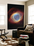 The Helix Nebula Art