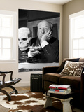 Alfred Hitchcock Art